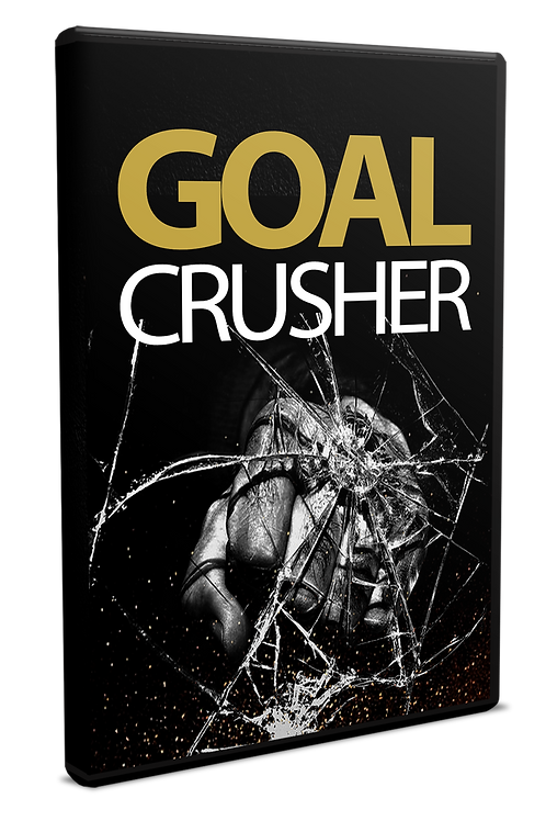 Goal Crusher eBook