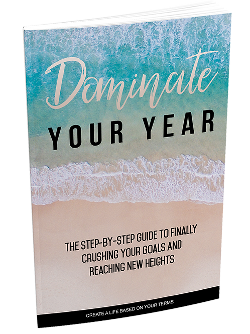 Dominate Your Year eBook