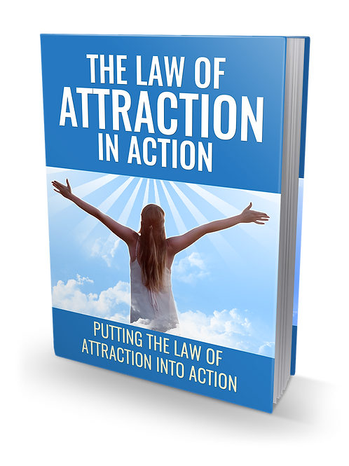 The Law of Attraction in Action eBook