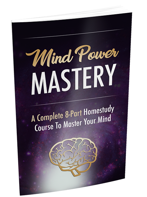 Mind Power Mastery eBook