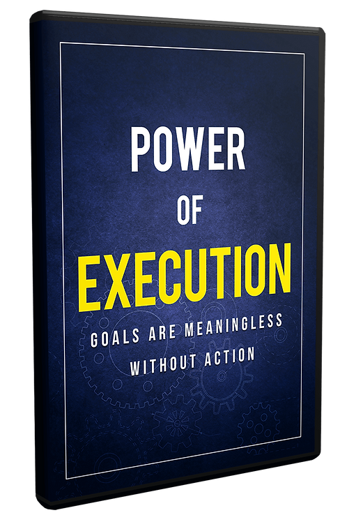 Power of Execution eBook