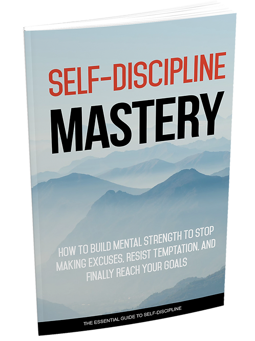 Self Discipline Mastery eBook