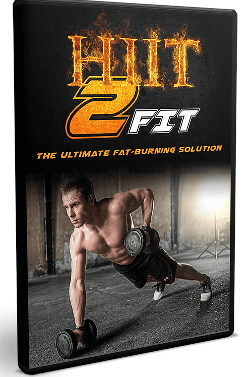 HIIT 2 Fit (Fat-Burning Solution) eBook