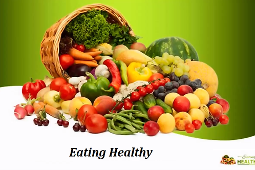 The Eating Healthy Video Course