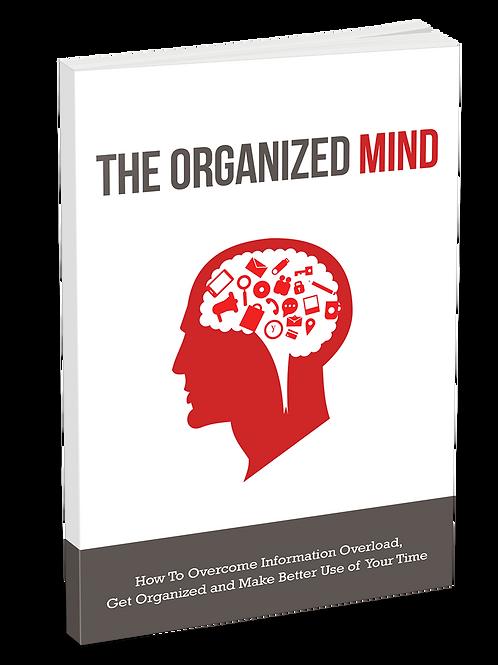 The Organized Mind eBook