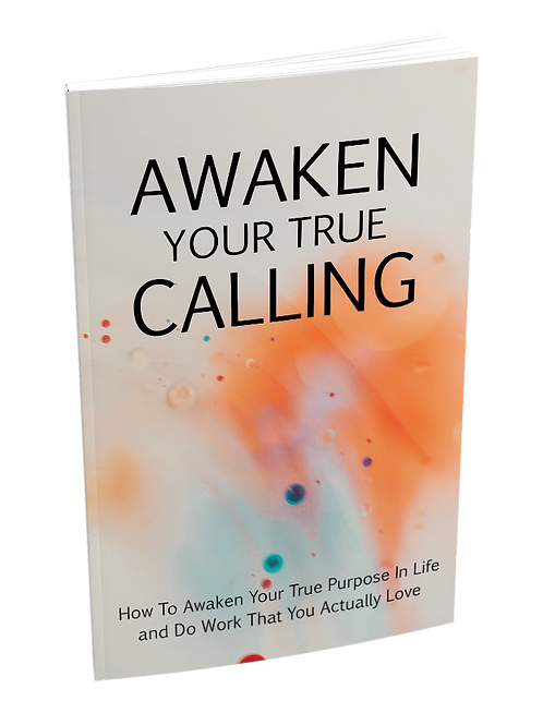 Awaken Your True Calling eBook