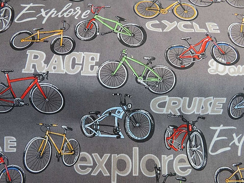 Race, Explore, Cruise