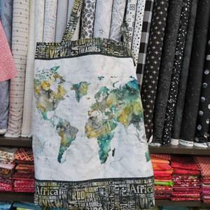 Around the World Bag kit