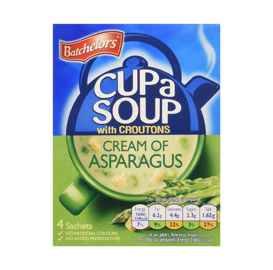 Packet Soup