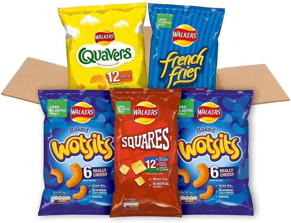 Multipack crisps