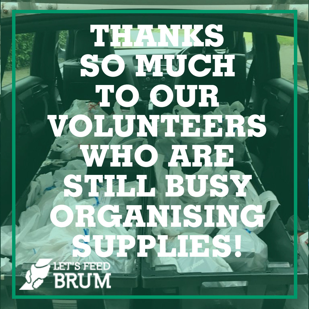 Our team are still working tirelessly to organise donations and supplies for our friends.