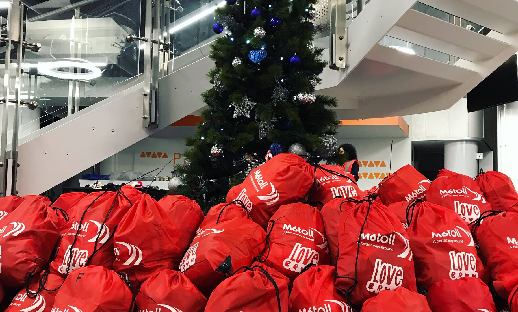 LoveBrum launches Bags For Brummies campaign to help the homeless this Christmas