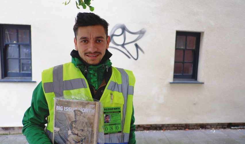 How you can help: Big Issue North