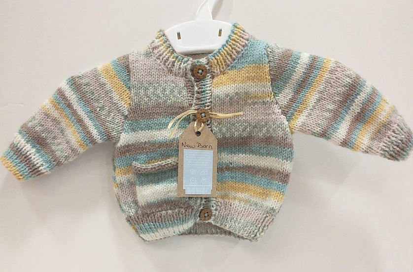 Knitted Jacket - New Born