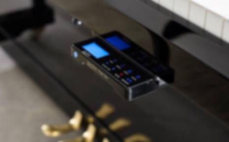 Magic Star V6 Premium Silent-System von PianoDisc,Klavier stummschalten