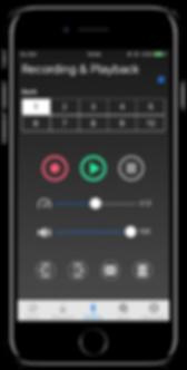 adsilent,app,Aufnahme,Modus