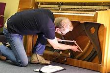 Musikschulservice, Frank Weschenfelder, Klavierbau