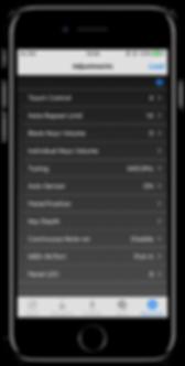 adsilent,app,Einstellungen,Silent-System