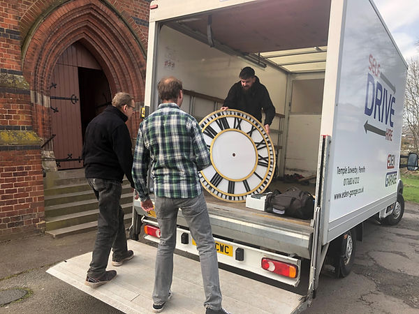 Clock Return james Paul van.jpg