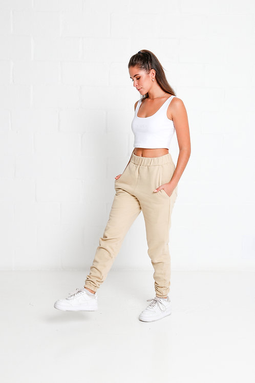 Women's Track Pant (Nude)