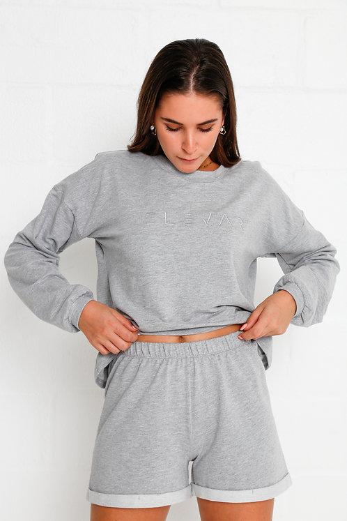 Women's Short Shorts (Grey)