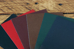 Leatherette Swatches