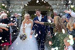 Just Married - Mercure Haydock Hotel