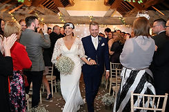 Just Married - Hyde Bank Farm