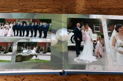 A4 Storybook Wedding Album