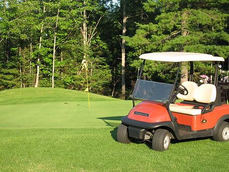 Mackinaw Club Golf Course hole 16