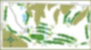 Mackinaw Club Golf Course Scorecard map oveview of course
