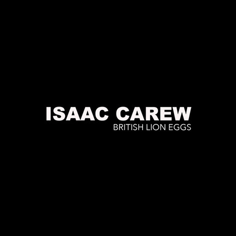 ISAAC CAREW - BRITISH LION EGGS