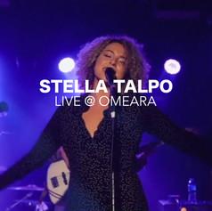 STELLA TALPO LIVE @ OMEARA