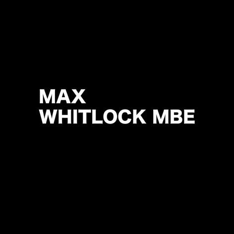 MAX WHITLOCK - BRITISH LION EGGS