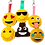 Thumbnail: Emoji Keyrings 2-pack