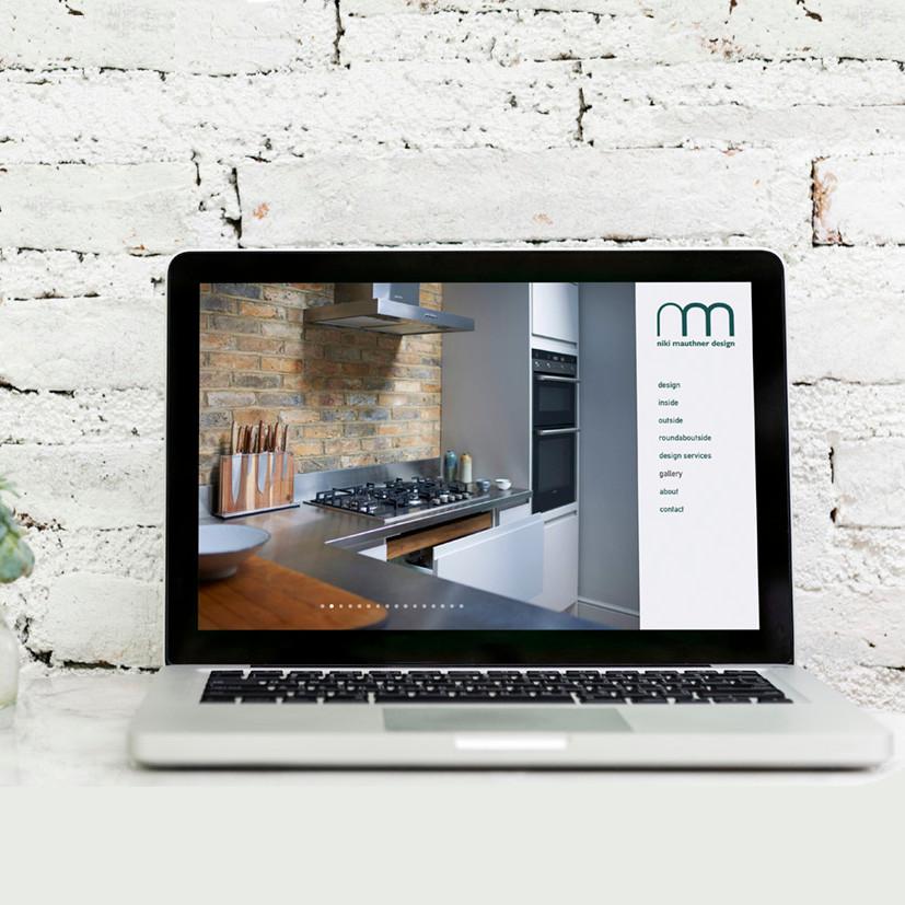 NMD Website Design
