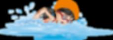 Swimzania Swimmer