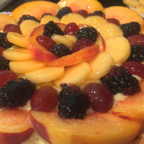 8 Inch Fruit Tart