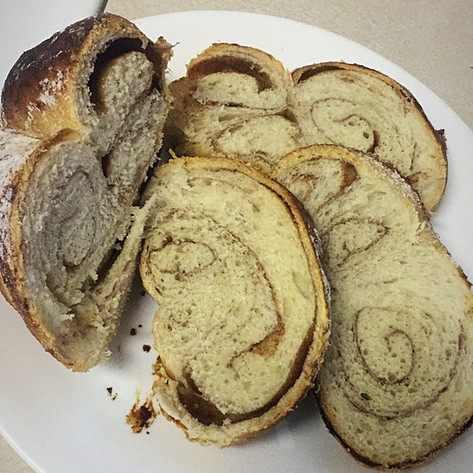 Cinnamon Sweetbread