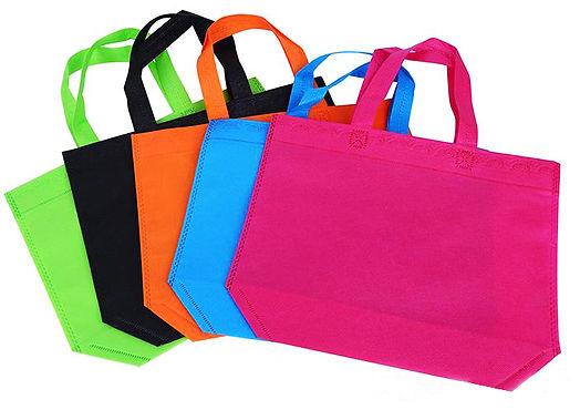 eco bags non-woven shopping