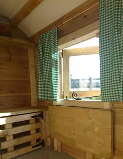 The Snug Shepherd Southdown Hut