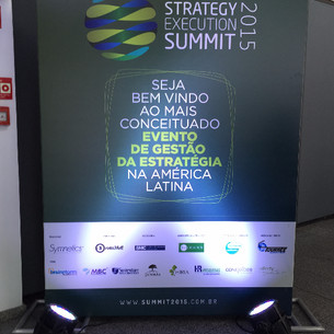 Strategy Execution Summit 2015