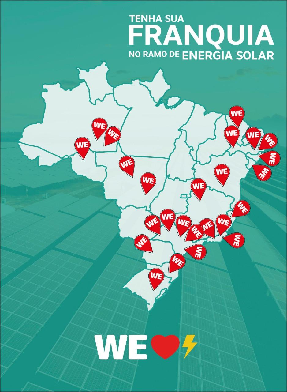 Mapa de COF's We Brazil Energy - ABF 2019
