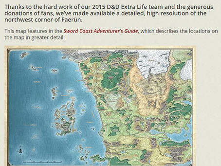 Interested in the Forgotten Realms?