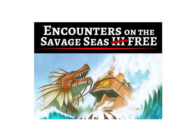 Dungeons and Dragons - Encounters on the Savage Sea III Free