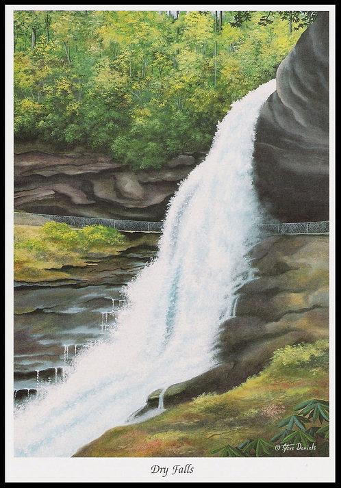 Dry Falls Waterfall Prints