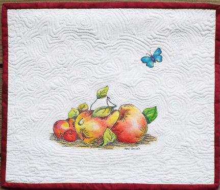 Fruit & Butterfly