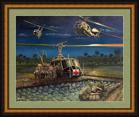 Vietnam Rescue Print