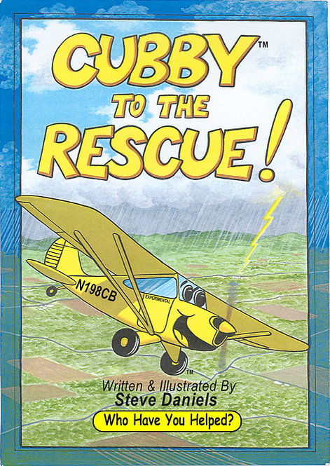 Cubby To The Rescue Childrens Book