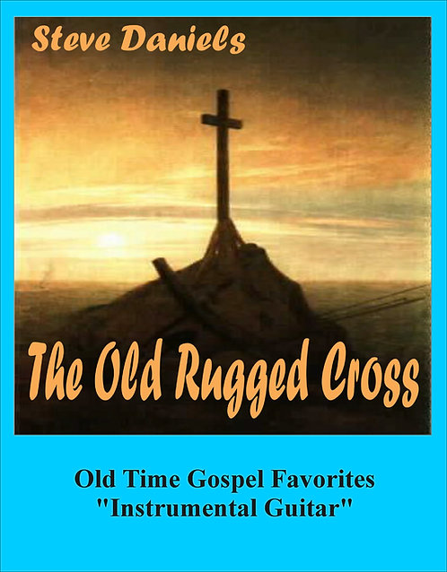 Old Rugged Cross CD Music
